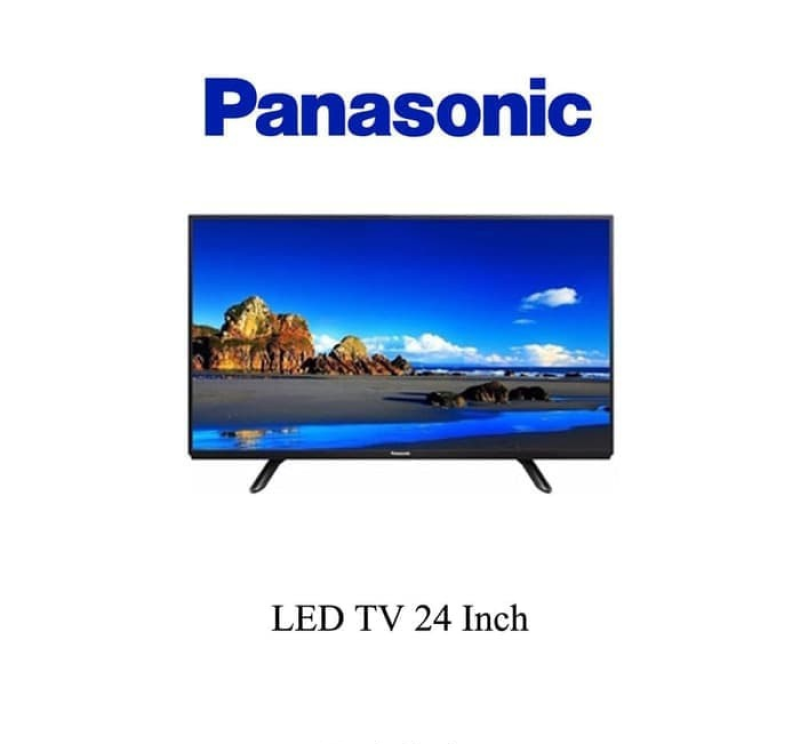 Led Tv Panasonic 24 Inch Usb Movie Mp3 TV + Monitor