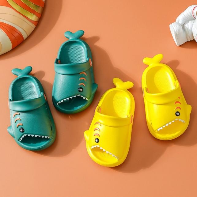 HARMU Giày Trẻ Tập Đi Ngoài Trời Mùa Hè Thời Trang, Dép Bệt Phòng Tắm Trẻ Em Giày Đi Biển, Dép Trẻ Em Dép Trẻ Em giá rẻ