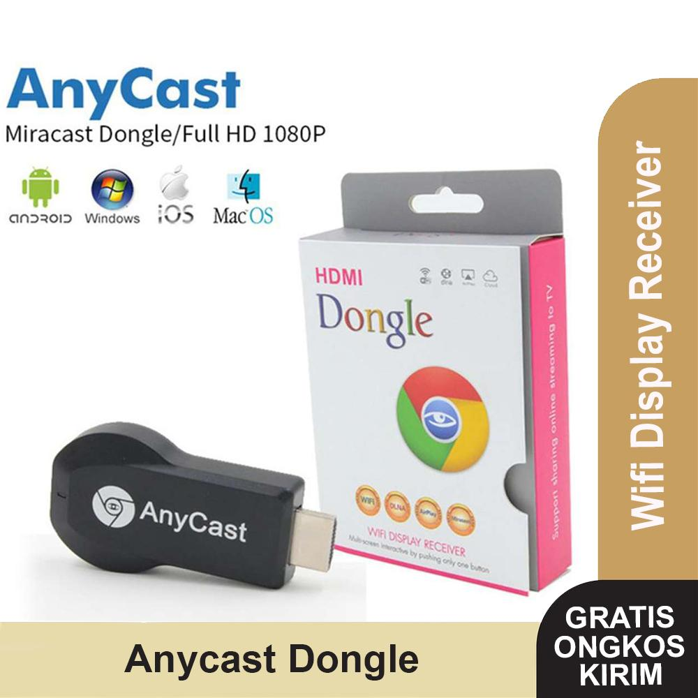 Anycast Dongle M2 Plus Hdmi Wifi Display Receiver Anycast Wireless Dlna Airplay Dongle Tv Stick By Interesting.