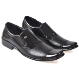 Katalog Cbr Six Sepatu Formal Pria Geovany Kulit Dyc 001 Hitam Terbaru