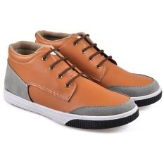 Cbr Six Sneakers Pria Mario STC 938 - Multicolor