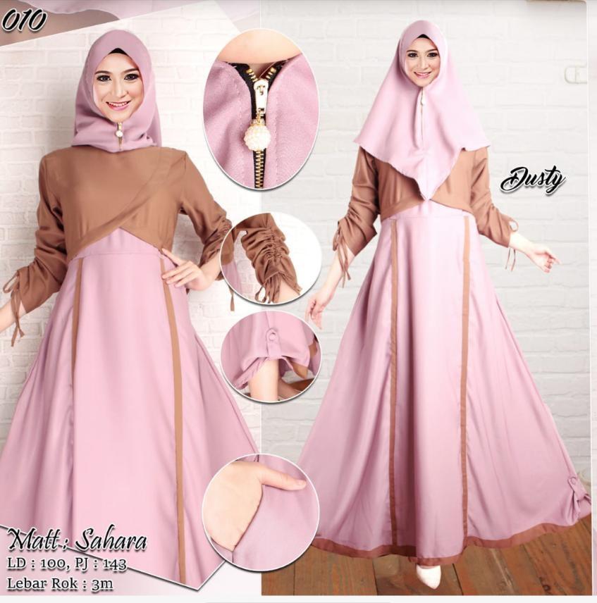 CS - Lilu Muslimah/ Fashion Wanita /Pakaian Wanita / Atasan Wanita / Style Wanita