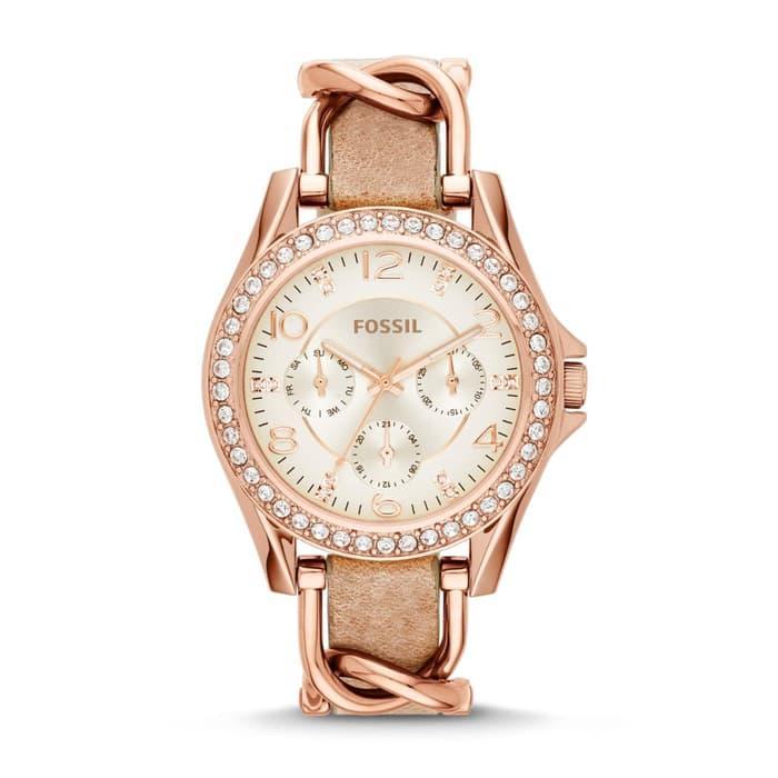 PROMO!!! Jam Tangan Wanita Merk Fossil Type ES3466 - jam tangan wanita - jam tangan fossil wanita - jam tangan fossil original - jam tangan wanita fossil original