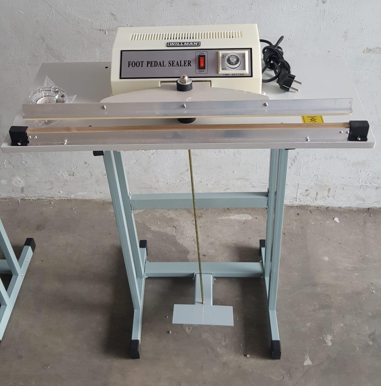 Mesin Press Plastik Injak/ Pedal Impulse Sealer 60cm FRT-600