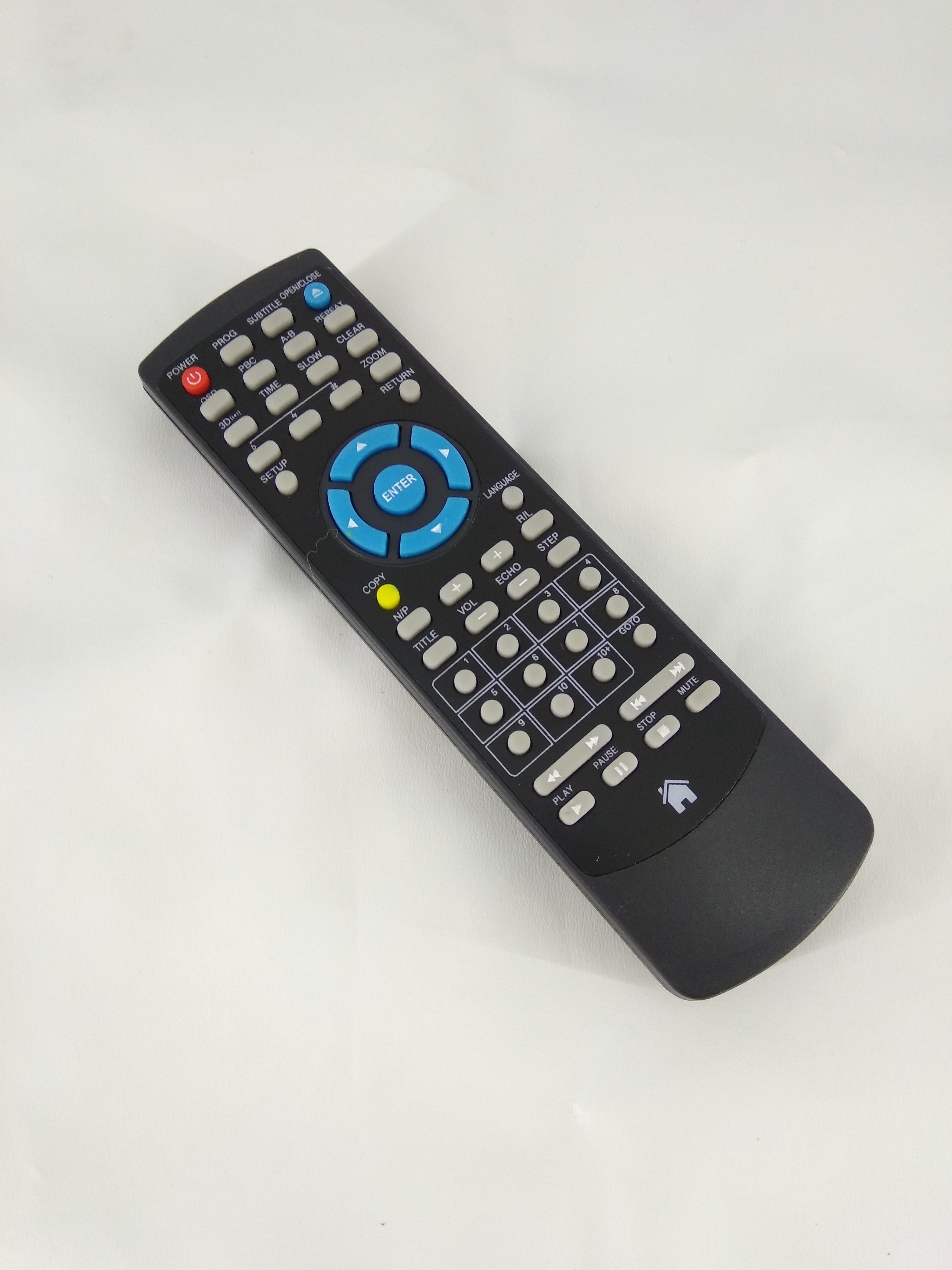 Remot Remote DVD Ichiko DV-VR860 / Vortex Original Pabrik / KW