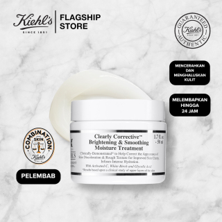 Kiehl s Clearly Corrective Brightening & Smoothing Moisture Treatment thumbnail