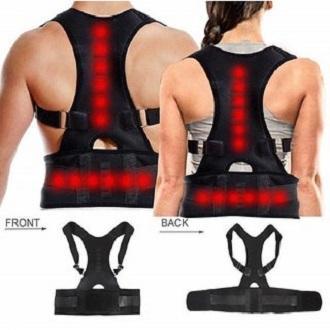 Promo Real Doctors Korset Penegak Punggung Posture Support Brace (Bayar Ditempat )