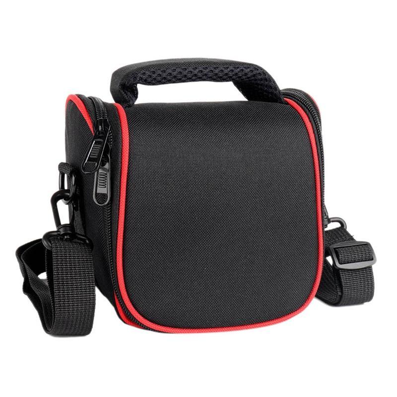 Giá Waterproof Camera Bag Case Breathable Shockproof for Canon Powershot M100 M50 M10 M6 M3 M2 M G9X G7X Mark Ii G16 G15 G12 G9 Sx720 Sx730 Sx540 Sx530