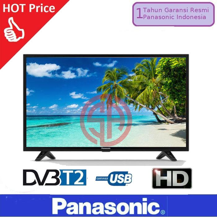 Panasonic 32 Inch 32G307G / 307G  HD Ready LED TV - Hitam