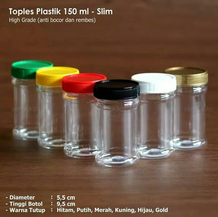 Rp 4.900. Toples Bumbu/Botol Sambal/Toples ...