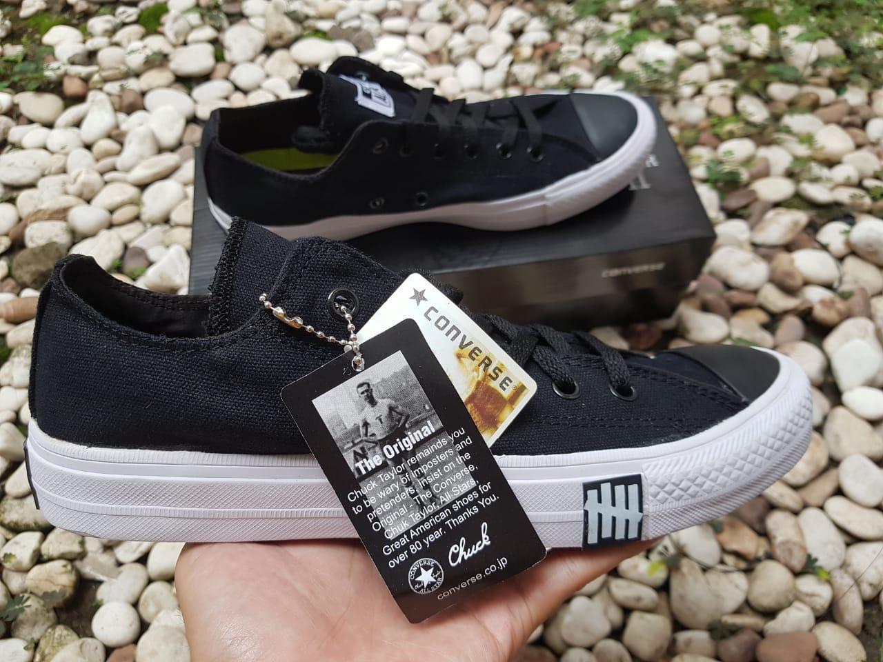 Jual sepatu sneakers converse murah garansi dan berkualitas  294aafbcdf