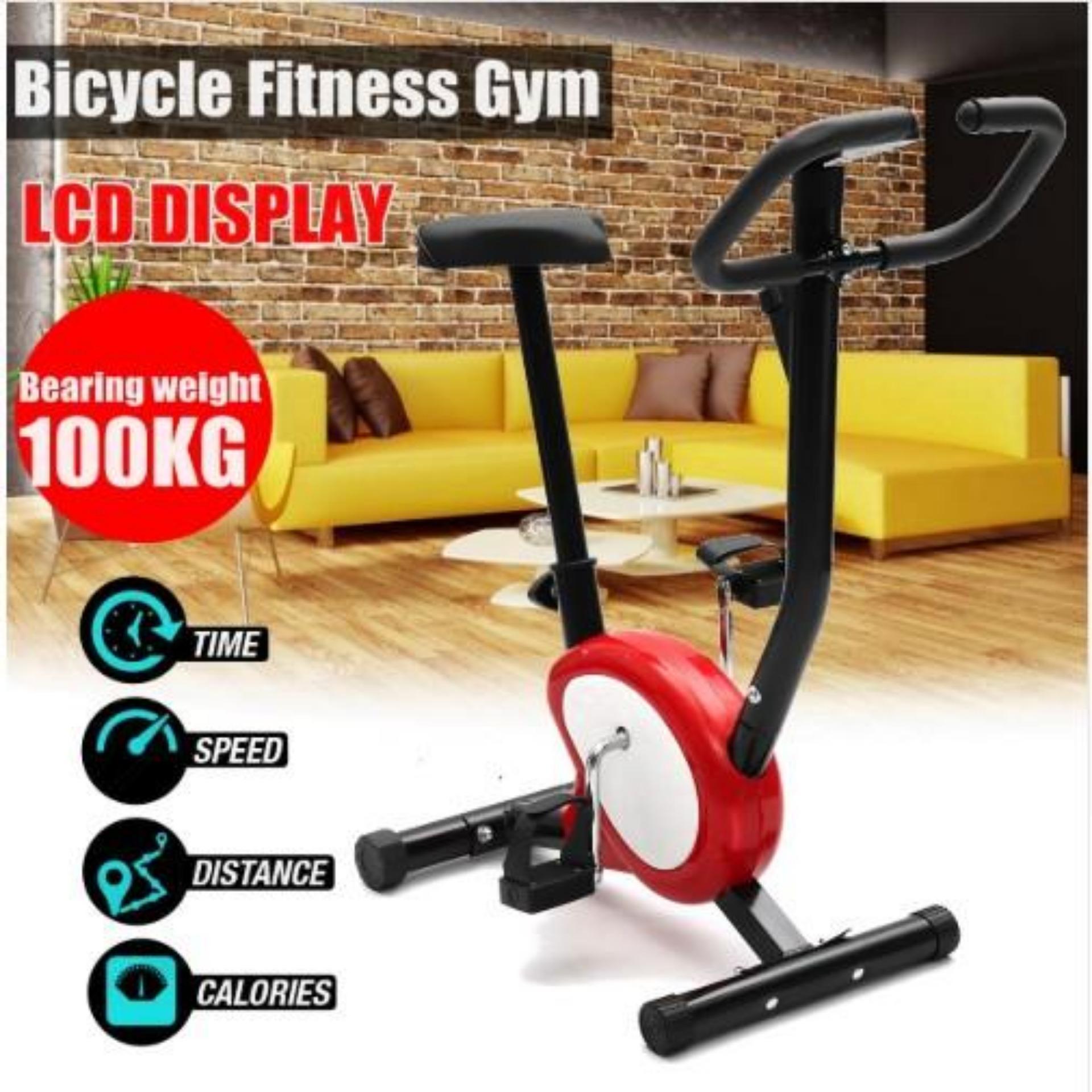 Exercise Bike Sepeda Statis Magnetic Belt Fitnes Murah By Klikmurah-.