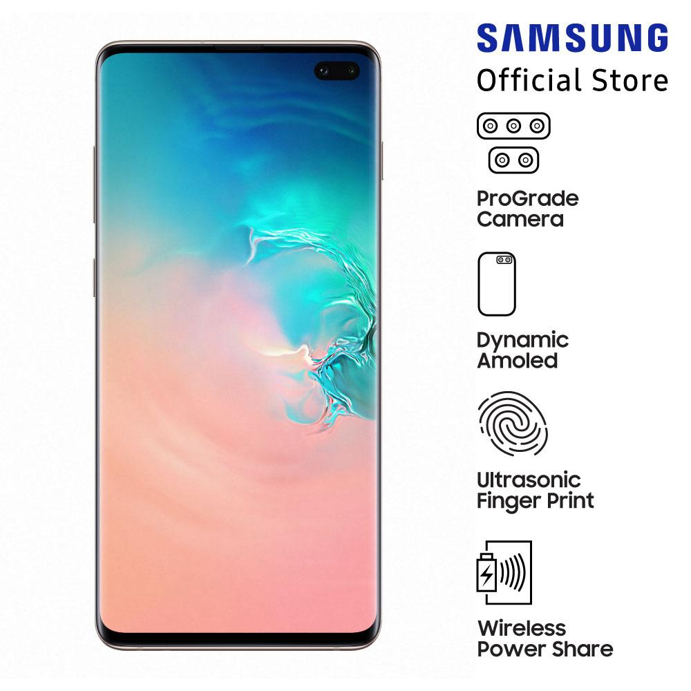(Promo Ramadhan) Samsung Galaxy S10+ 512GB
