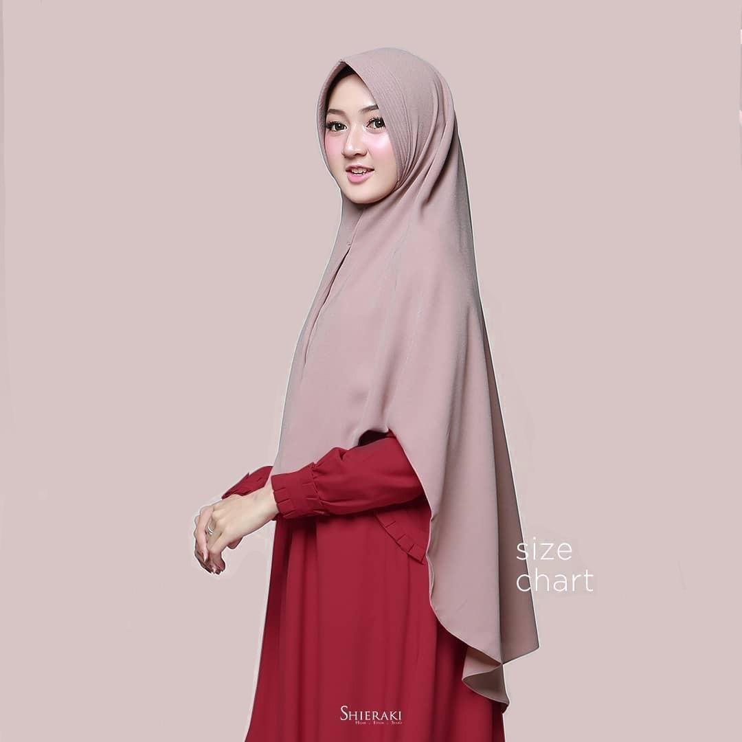 Hijab KHIMAR  PET DIAMOND HAMIDAH Kerudung Syari Instan Jumbo bergo JILBAB JUMBO KHIMAR SYARI ANTEM SIMPLE PET TERBARU POLOS