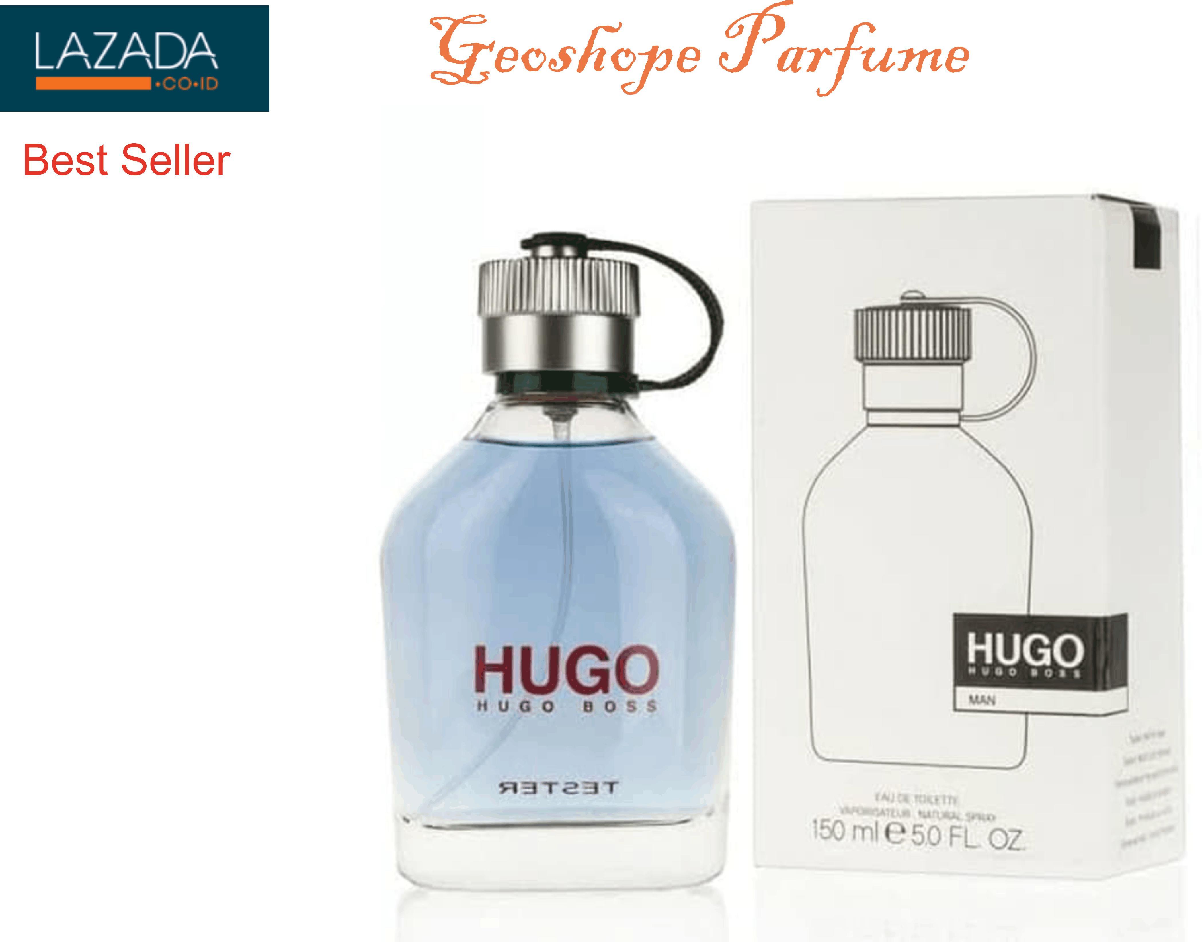 2f14d6711d Indonesia. Parfum Pria Original Parfum Hugo Boss Army tester 150ml /  Jaminan Asli 100% / Lengkap
