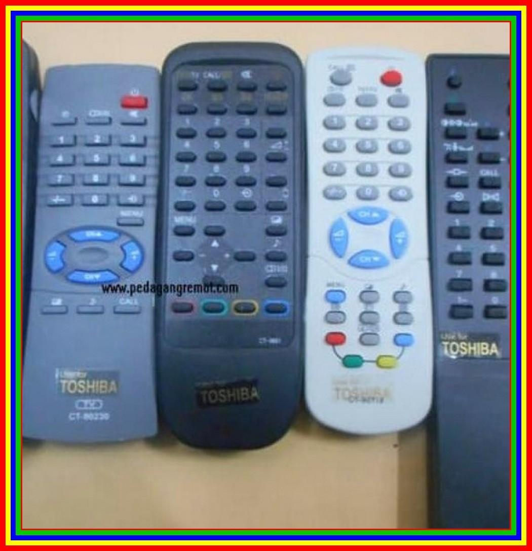 Remot/Remote TV Tabung Toshiba