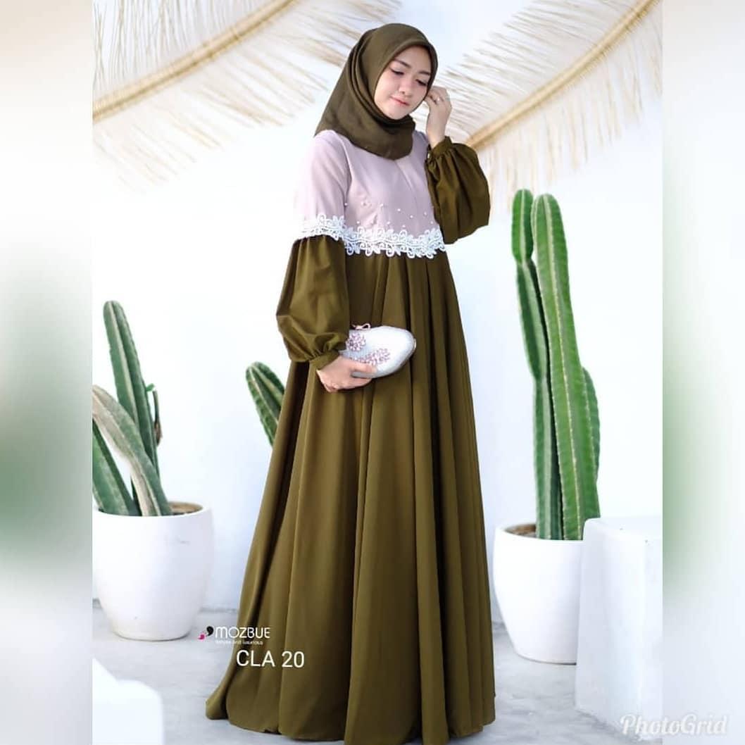 Jual Dress Gamis Modern  lazada.co.id