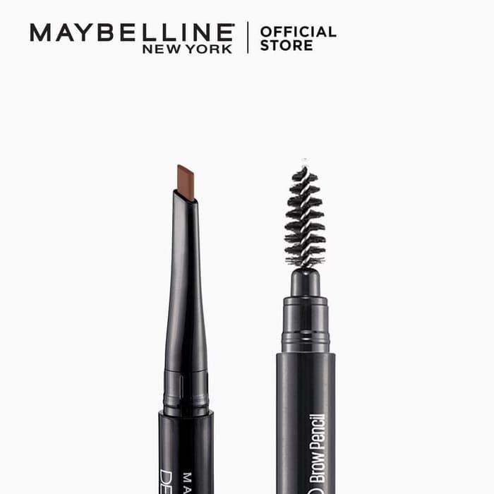ORIGINAL Maybelline Define Blend Brow Pencil Pensil Alis Mekanik