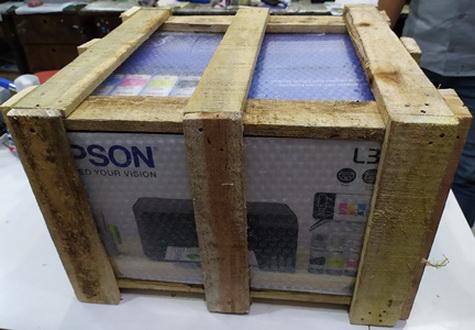 PRINTER EPSON L5190 L-5190 L 5190 PENGGANTI L565 DENGAN PACKING KAYU