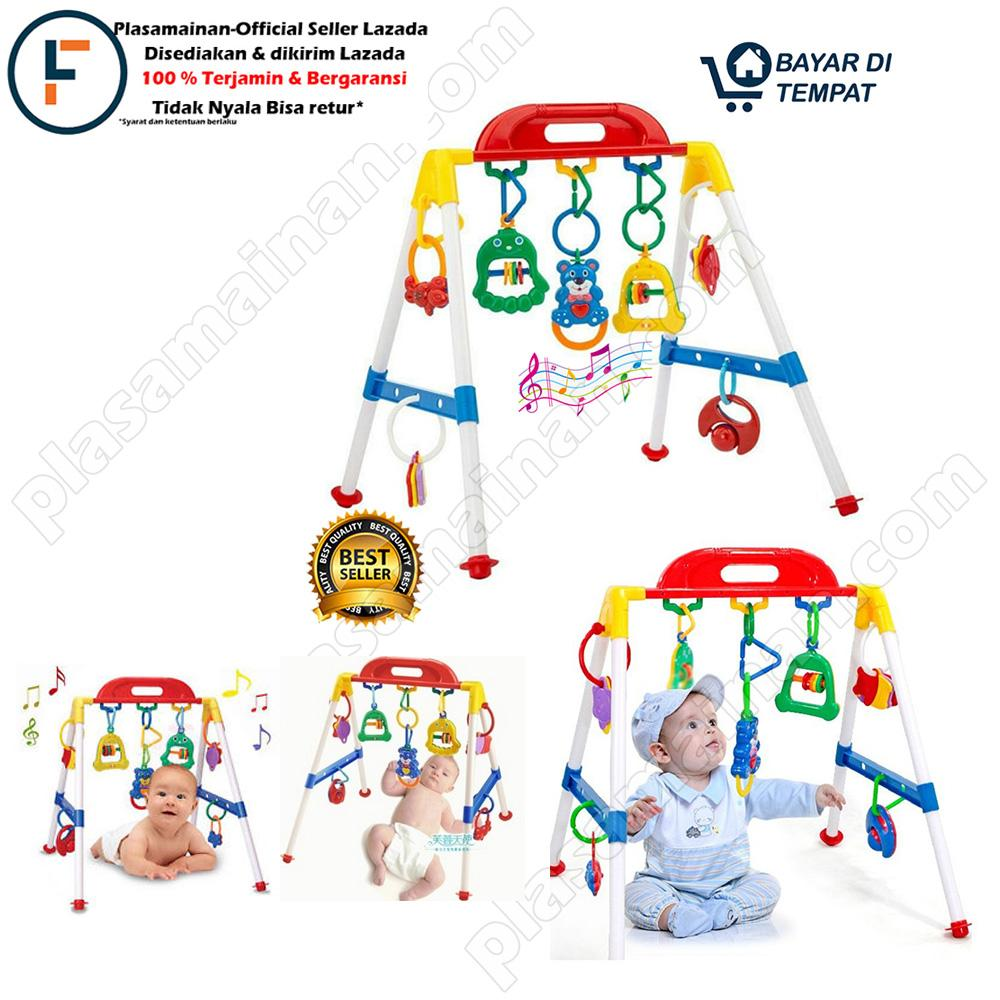 Play Gym Musical Baby Activity Rattle - Mainan Bayi   Mainan Anak ... a8f0fd1500
