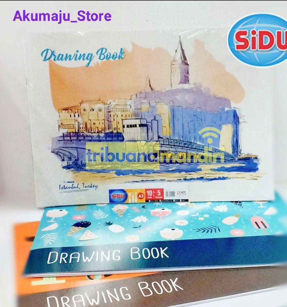 Buku Gambar A3 Sidu Membeli Jualan Online Buku Gambar Notebook Lukis Dan Folio Dengan Harga Murah Lazada Indonesia