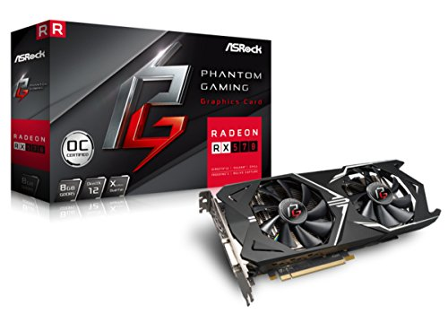 ASRock Phantom Gaming X Radeon RX 570 DirectX 12 R
