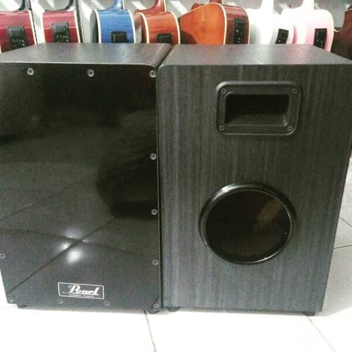 Cajon Drum Box Akustik Uk 47 Gratis Tas Gigbag Softcase By Manis Shop.