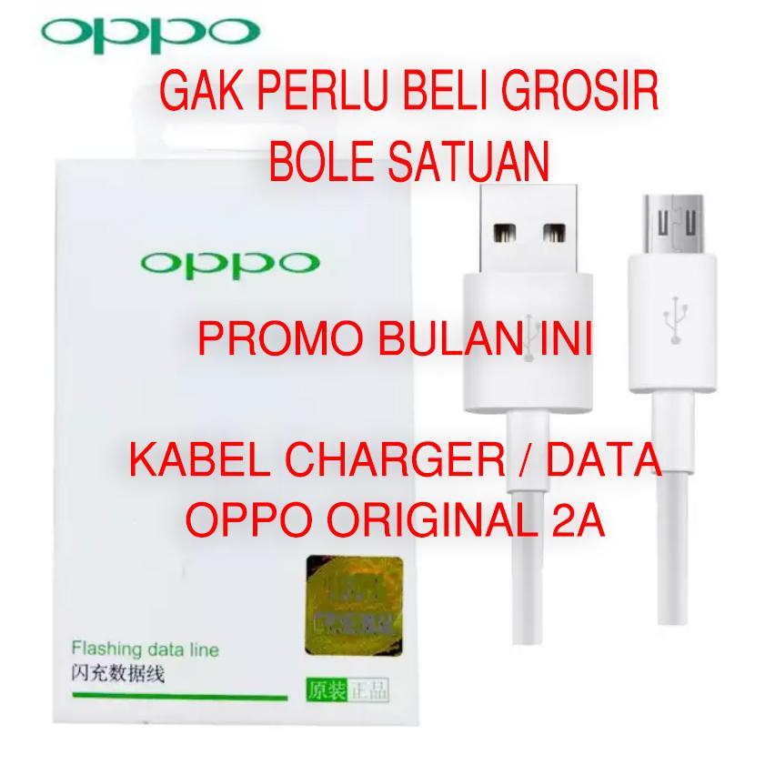 TERMURAH Kabel Data Charger OPPO 2A F1S F5 F7 F3 N3 F1 A37 A57 A39 A71 A81 A3S R7 N3 N1 Micro USB Original Neo Way Murah