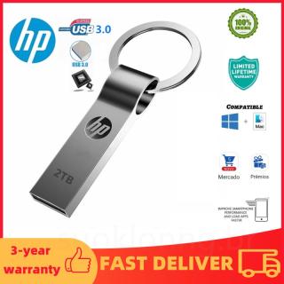 Ready Kho Trên Sale Ổ Đĩa Flash USB 3.0 Tốc Độ Cao Gắn Ngoài Di Động HP 1T 2T, Bút Đĩa U Lưu Trữ Dữ Liệu thumbnail