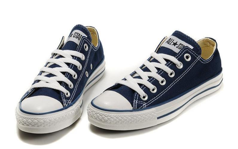 Sepatu Pria All Star PRemium Unisex Vietnam Navy blue Premium 754809b2a4