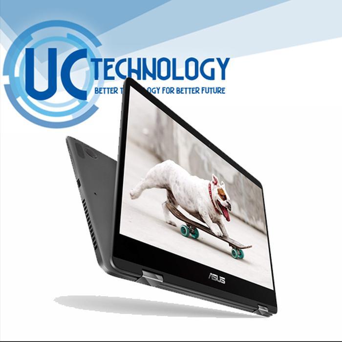 LAPTOP ASUS ZenBook Flip UX461FN - i5-8265U 8GB 512GB SSD MX150 14