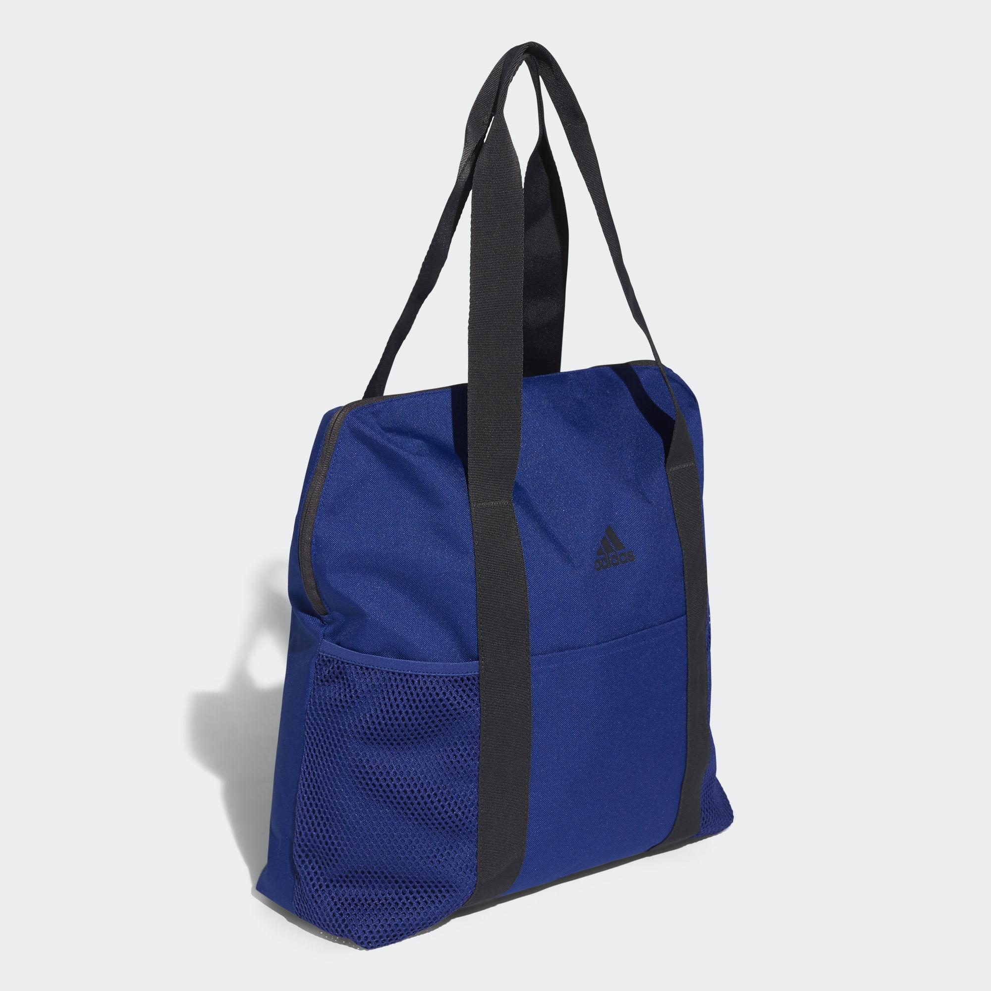 0bdd2bb9cf Adidas tas gym Core Tote bag - CZ5888 - biru