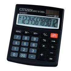 Beli Barang Citizen Kalkulator Sdc 812 Bn Online