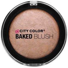 Jual City Color Baked Blush Bronze Murah Dki Jakarta