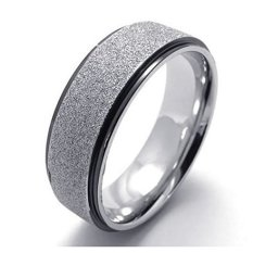 Toko Klasik Mens Womens Stainless Steel Love Janji Cincin Pasangan Pernikahan Gelang Pria S Terdekat