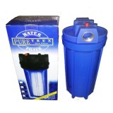 Spesifikasi Collin Water Housing Filter Solid Blue Puretrex Kfbb 1034 Bt