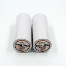 Harga Combo Label Harga Price Label 2 Line Putih
