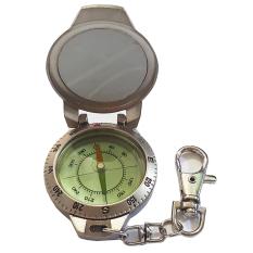 Jual Compass Compas Kompas Petunjuk Arah T43 Silver Compass