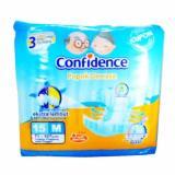 Jual Confidence Popok Dewasa *D*Lt Diaper M 15 Satu Set