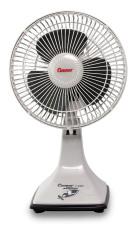 Jual Cepat Cosmos 7 Kdu Desk Fan 2 In 1 Kipas Angin Meja 7 Inch Putih