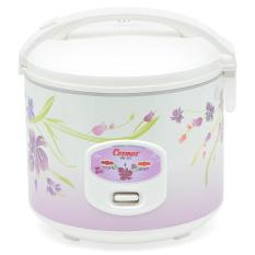 Harga Cosmos Rice Cooker Crj 323 1 8 Liter Putih Pink Asli