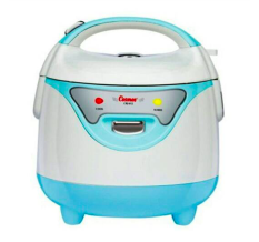 Promo Cosmos Rice Cooker Crj 612 Harmond Technology 8 Liter Biru Di Indonesia