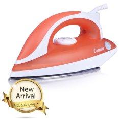 Review Toko Cosmos Dry Iron Cis 418 Setrika Listrik Orange