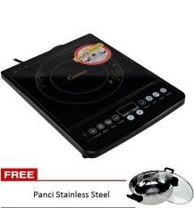 Cosmos Kompor Induksi CIC-996 + Free Panci Stainless Steel