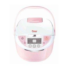Cosmos Rice Cooker Digital Harmond Technology Fungsi 6 In 1 Crj 3201 Pink Cosmos Murah Di Dki Jakarta