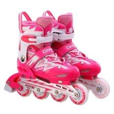 Cougar MZS835L Sepatu Roda Inline Skate - Light Pink 7c7641c185