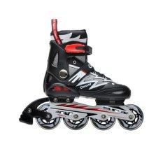 Cougar Sepatu Roda Inline Skate MZS835L Hitam-Silver 48dd287587