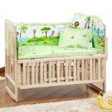 Harga Cp01 100X58 Cm Kepulauan 5 Pcs Set Cotton Baby Cot Bedding Set Bemper Tempat Tidur Bayi Dan Mat Tiongkok