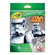 Crayola Mini Coloring page - Star Wars