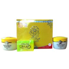 Jual Cream Sari Original New Pack Paket Kulit Berminyak Branded Original